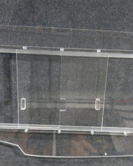 Szyba bocznych drzwi
